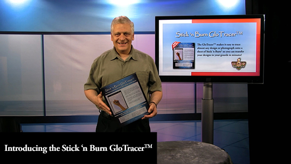 49: Introducing the Stick 'n Burn GloTracer!